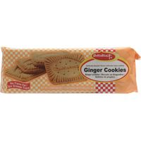 Butterkist Cookies, Ginger