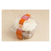 Just Desserts All Natural Carrot Cupcake - 4.4oz