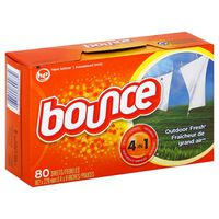 Bounce Dryer Sheets, Outdoor Fresh