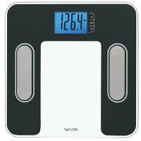 Body Composition Scale Black - Taylor