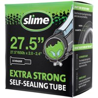 "Slime Extra Strong Bicycle Tube, 27.5"" x 2.0-2.40"" Schrader - 30088"