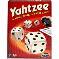 Classic Yahtzee Family Dice Game for Kids Ages 8 and Up