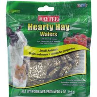 Kaytee Hearty Hay Wafers With Raisins & Apples