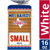 Mrs Baird's Small White Bread, 16 oz