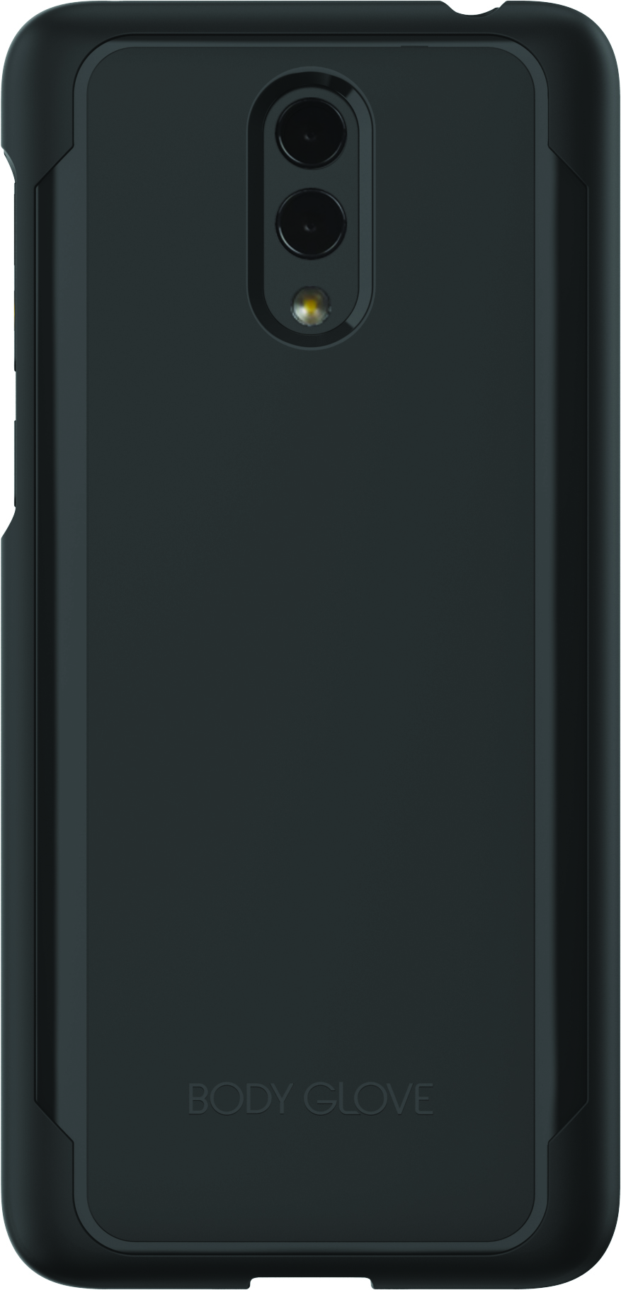 Body Glove Black Gel Phone Case for TCL A1X (Model A503DL)