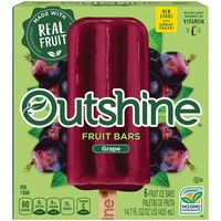 Outshine Grape Fruit Bars