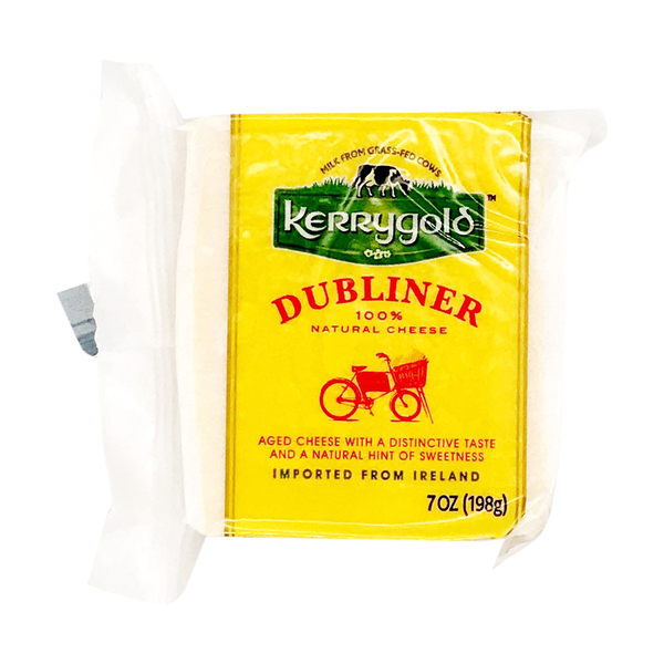 Kerrygold Dubliner Cheese, 7 oz