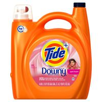 Tide Liquid Laundry Detergent with a Touch of Downy, April Fresh