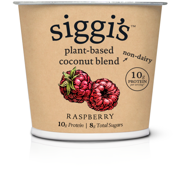 Siggi's Raspberry Plant Based Coconut Blend