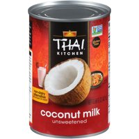 Thai Kitchen Gluten Free Unsweetened Coconut Milk, 13.66 fl oz