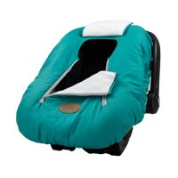 Cozy Cover Infant Carrier Cover, Teal