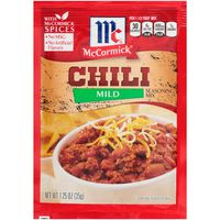 McCormick® Mild Chili Seasoning Mix