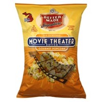 Better Made Old Fashioned Movie Theater Butter Popcorn - 7oz