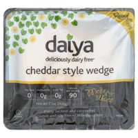 Daiya Cheese, Farmhouse Block, Medium Cheedar Style