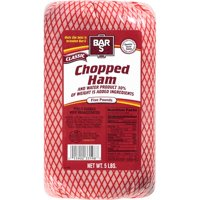 Bar S Classic Chopped Ham, 5 Lb.
