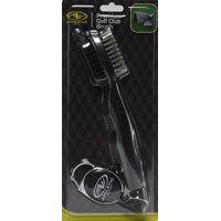 Golf Cleaning Brush with Cord for Hanging on Bag