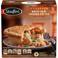 Stouffer's Classics White Meat Chicken Pot Pie