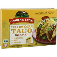 Garden of Eatin' Yellow Corn Taco Dinner Kit