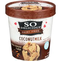 So Delicious Dairy Free Mocha Almond Fudge Coconutmilk Non Dairy Frozen Dessert