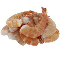 Fish Market Large Gulf Brown Shrimp 31/42 Count