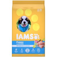 Iams Proactive Health Smart Puppy Large Breed Chicken Dry Dog Food (Various Sizes)