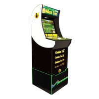 Golden Tee Arcade Machine with Riser, 4ft, Arcade1UP