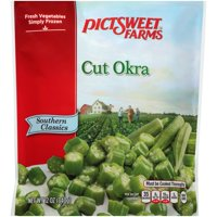 Pictsweet® Farms Southern Classics Cut Okra 12 oz. Stand Up Bag