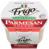 Frigo® Parmesan Shredded Frigo Shredded Parmesan Cheese