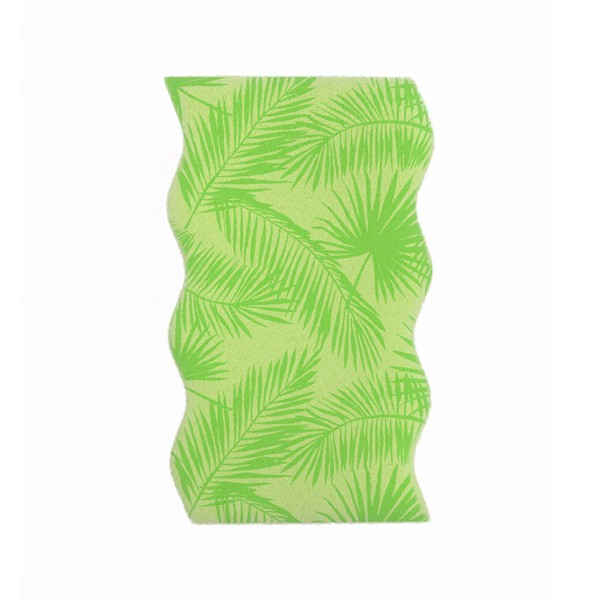 Bright Box Wave Wipe Up - Green