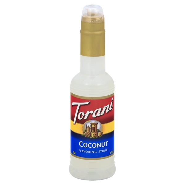 Torani Flavoring Syrup, Coconut