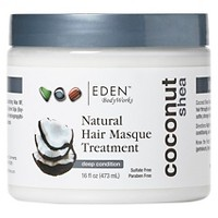 Eden BodyWorks Coconut Shea Hair Masque - 16 fl oz