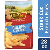 Ore-Ida Golden Steak Fries, 28 oz Bag