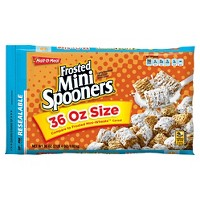 Frosted Mini Spooners Breakfast Cereal - 36oz - Malt O Meal