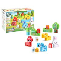 LeapFrog LeapBuilders Pet Pals Building Blocks Learning Toy