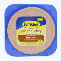 Butterball White Lean Smoked Turkey