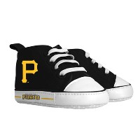 MLB Pittsburgh Pirates Baby Sneakers - 0-6M