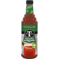 Mr & Mrs T Bold & Spicy Bloody Mary Mix, 1 L bottle, 1 Count
