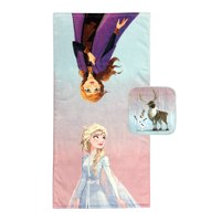 Disney Frozen 2 Elsa and Anna 2pc Bath Set