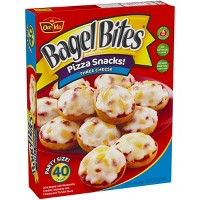 Ore-Ida Three Cheese Frozen Bagel Bites - 40ct/31.1oz