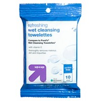 Facial Wipes - 10ct - Up&Up™