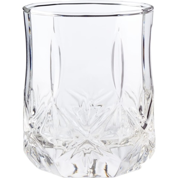 Dash of That Belmont Clear 9-Ounce Double Old Fashioned Glassware