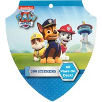 Paw Patrol 300 Count Jumbo Sticker Book