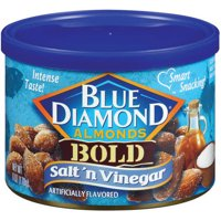 Blue Diamond Almonds Bold Salt 'n Vinegar Almonds, 6 oz