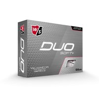 Wilson Staff Duo Soft + Golf Ball