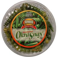 Sunrise Snax, Okra