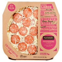 Marketside Pepperoni Pizza, Traditional Crust, Extra Large, 41.1 oz
