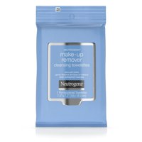 Neutrogena Makeup Remover Cleansing Towelettes, Travel Pack, 7 ct.