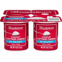 Breakstone's Low Fat Cottage Cheese - 4oz/4pk