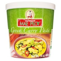 Mae Ploy Green Curry Paste - 14oz