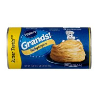 Pillsbury Grands! Flaky Layers Biscuits 16.3 Oz, 8 Count